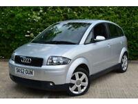 Audi A2 1.4 2002MY SE