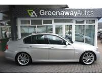 2005 BMW 3 SERIES 330I M SPORT £6000 WORTH OF OPTIONS SALOON PETROL