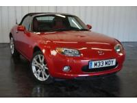 2005 MAZDA MX-5 2.0 LAUNCH EDITION 2D 160 BHP