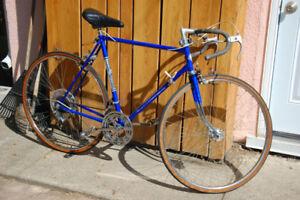 SEKINE SHB 10speed roadbike from early 70s, made in japan
