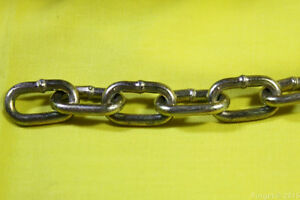 For Sale. 80 Foot Roll of Number 3 Straight Link Chain Oakville / Halton Region Toronto (GTA) image 2