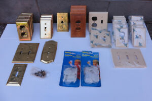 Electrical Outlet Cover Plates