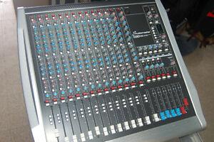 Mixer Studio Master 14 Entrés