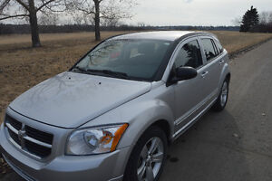 2010 Dodge Caliber SXT Hatchback - Asking $9000 - 112,500 KMS
