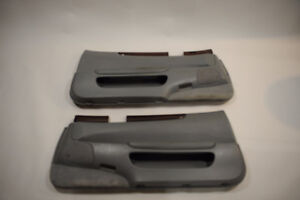 SC300 SC400 grey pair of door liners $75 for the pair