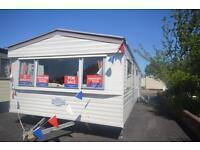 Static Caravan Chichester Sussex 2 Bedrooms 6 Berth Delta Nordstar 2006