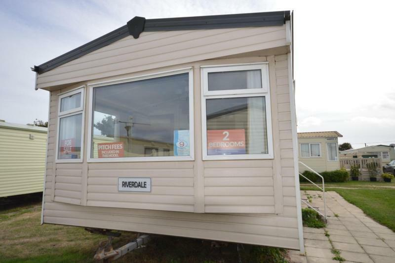Static Caravan Felixstowe Suffolk 2 Bedrooms 6 Berth Cosalt Riverdale 2007