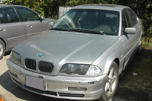 D BMW e46 328i Sedan M52 6 cyl 5 Speed manual Sept 1998 KG0663