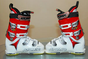 Atomic Worl Cup RT CS 100 FIS Racing Ski Boots 25 - 25.5