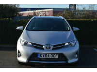 Toyota Auris 1.6 V-Matic ( 132bhp ) ( Leather ) Touring Sports Mult Excel