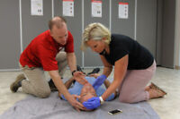 Red Cross First Aid CPR course   August 28 -2019