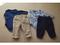 Bundle of baby clothes CD (3-6 months)