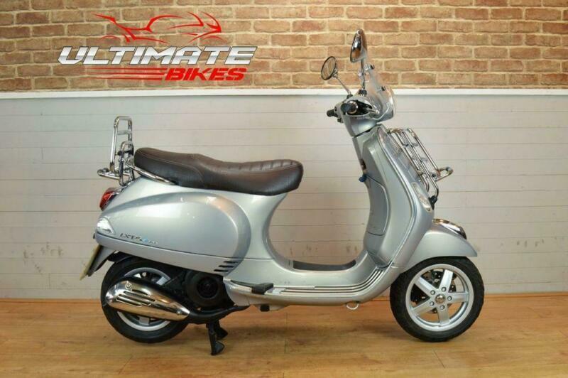 Piaggio Vespa LX 125 3V scooter, 2013, 124cc | in