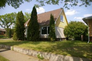 newly renovated house west side North Battleford