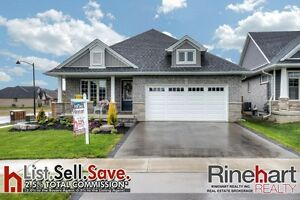 List. Sell. Save. 2.5% Total | 85 Shaw Valley Dr $374,900