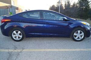 2012 Hyundai Elantra GLS Cert Etest Accident Free