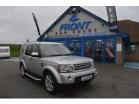 2010 LAND ROVER DISCOVERY 4 3.0 TDV6 XS DIESEL AUTOMATIC 5 DOOR 7 SEATS 4X4 4X4