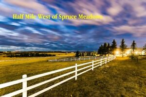 STUNNING *EXECUTIVE* Acreage for sale in Rural Foothills,  YYC