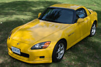 2001 Honda S2000 Coupe (2 door)- Hardtop