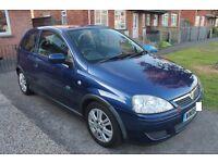 Vauxhall Corsa 1.2 2006 Blue