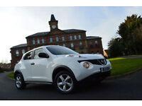 2011 Nissan Juke 1.6 16v Visia+FULL SERVICE HISTORY+2 KEY+1 OWNER+ACENTA PREMIUM
