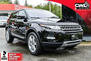 Land Rover Range Rover Evoque 5dr HB Pure Plus 2013