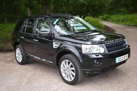 2012 LAND ROVER FREELANDER 2.2 SD4 HSE 5dr Auto ONLY 22,000 MILES