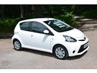 2014 TOYOTA AYGO 1.0 VVT i Move 5dr MMT Automatic 14,000 MILES GBP20 TAX