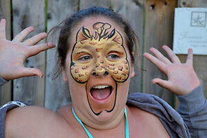 Face Paint, Balloons, Glitter Tattoos!  Parties, Picnics, & More
