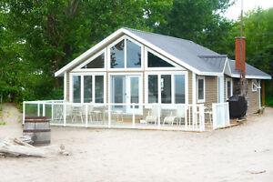PREMIER BEACH FRONT COTTAGE