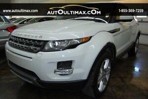 Land Rover Range Rover Evoque Pure City-SKYVIEW-NAVI-CAMERA RECU