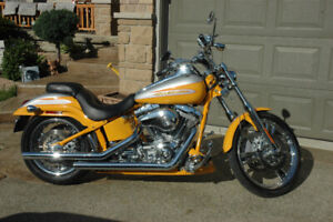2004 Limited Edition Softail Deuce