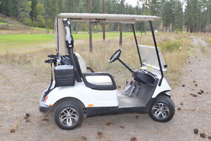 2010 Yamaha Drive G29 gas golf cart