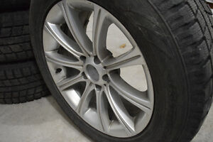 [MINT] Tires (255/55R18 109H) + Rims (18 inch) London Ontario image 4