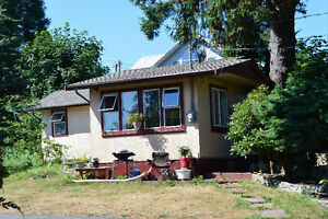 Semi-waterfront Development Property with Income Campbell River Comox Valley Area image 3