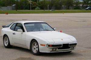 1985.1 Porsche 944 - Project Car/ parts car.