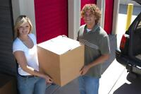 10x15 Self Storage for 10x10 Price - Red Deer