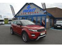 2013 LAND ROVER RANGE ROVER EVOQUE SD4 DYNAMIC LUX 2.2 DIESEL AUTOMATIC 5 DOOR 4