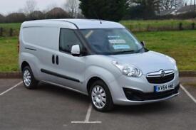2014 VAUXHALL COMBO NO VAT 2300 1.3 CDTI 16V H1 Sportive Van LOW MILEAGE