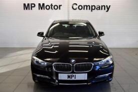 2013 13 BMW 3 SERIES 2.0 320D LUXURY 184 BHP 4DR 6SP ECO DIESEL SAL,45-000M FSH