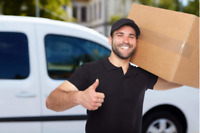 FAST AND SERIOUS MOVERS HUMBLY AT YOUR SERVICE! $40!