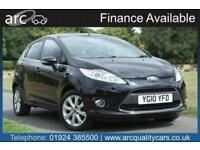 2010 Ford Fiesta 1.4 TDCi Zetec 5dr 5 door Hatchback