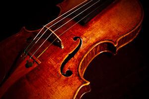 Summer violin/viola/theory tutor