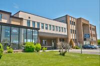 Espace de bureaux à louer 540 pi² parfaitement situé à St-Hubert