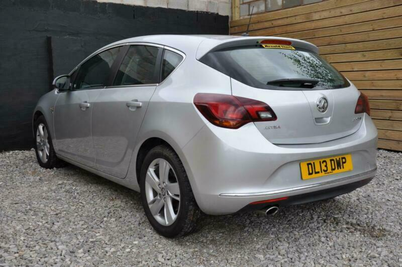 Vauxhall/Opel Astra 2 0CDTi 16v ( 165ps ) ecoFLEX ( s/s ) 2013MY SRi | in  Stoke-on-Trent, Staffordshire | Gumtree