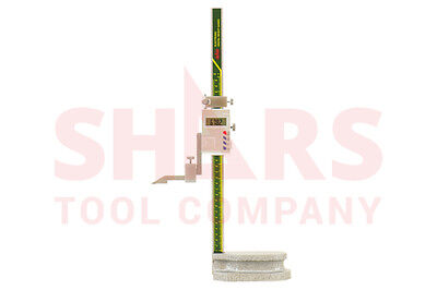 Shars 12 300mm Digital Electronic Inch Metric Height Gage New