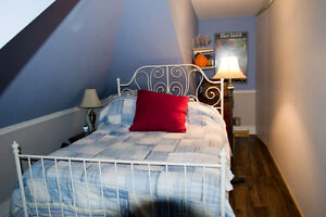 3-bedroom furnished main floor and second