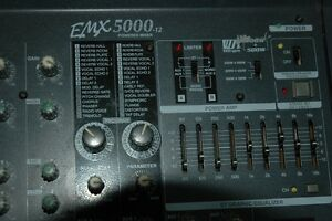 Power Mixer amplifie YAMAHA 2X500 West Island Greater Montréal image 4