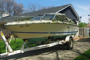 Project Boat,trailer and fishing equipment