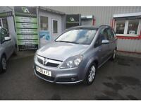 2008 VAUXHALL ZAFIRA CLUB CDTI 8V GREAT VALUE 7 SEATER DIESEL